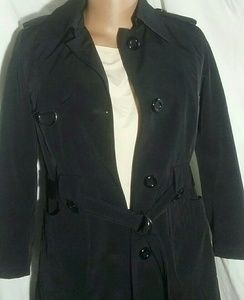 Esprit Classic Trench Raincoat Lined